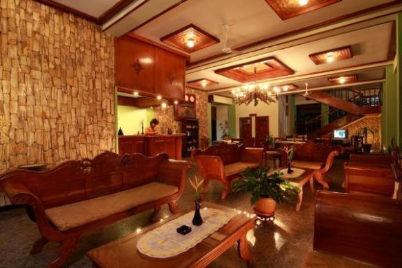Poeri Devata Resort Hotel Yogyakarta - Lobi