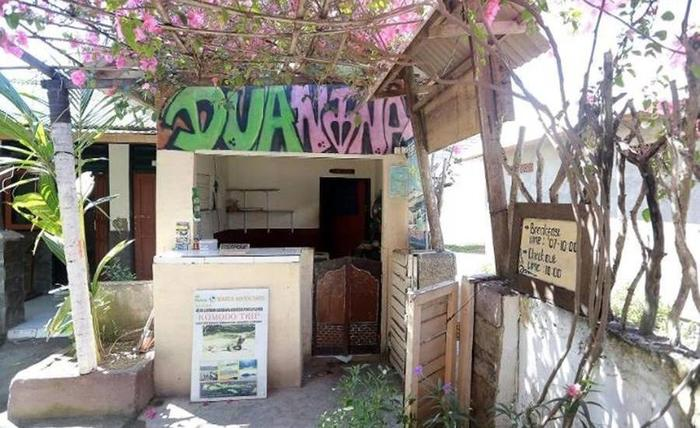 Dua Nina Homestay Lombok - Resepsionis