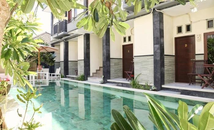 RedDoorz @ Mataram Kuta Bali - Kolam Renang