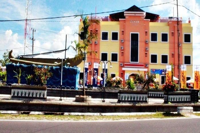 Oasis Hotel Belitung - Tampilan Luar Hotel