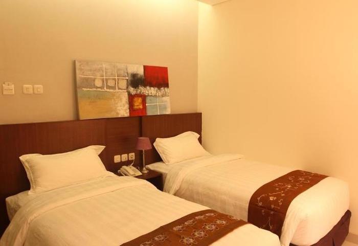 Miko Hotel Makassar - Kamar tamu