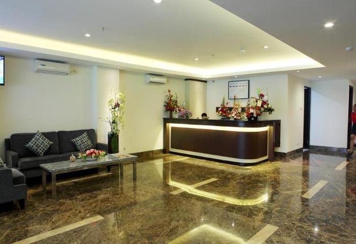 Miko Hotel Makassar - Lobi