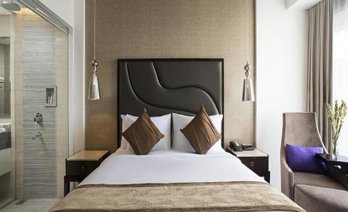 The Bellevue Suites Jakarta - Kamar tamu