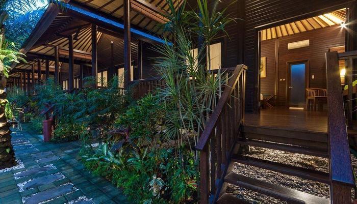 Coconut Resort Lombok Lombok - eksterior