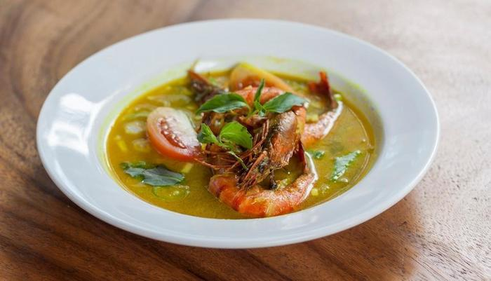 Coconut Resort Lombok - Sup: tom yam goong