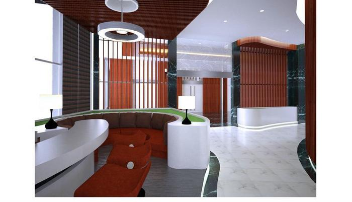 Brits Hotel Karawang - Lounge Bar