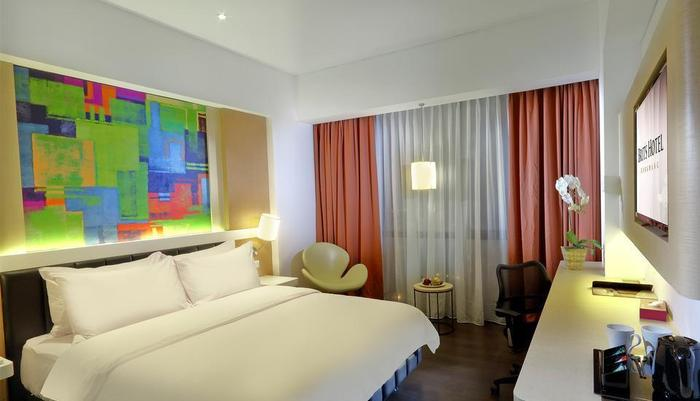 Brits Hotel Karawang - Kamar Deluxe