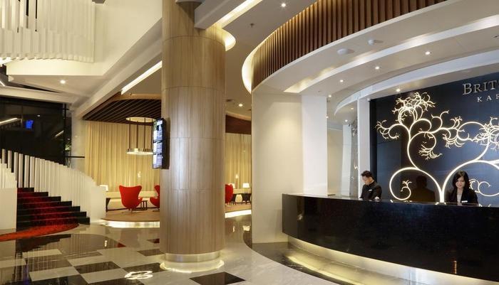Brits Hotel Karawang - Lobi