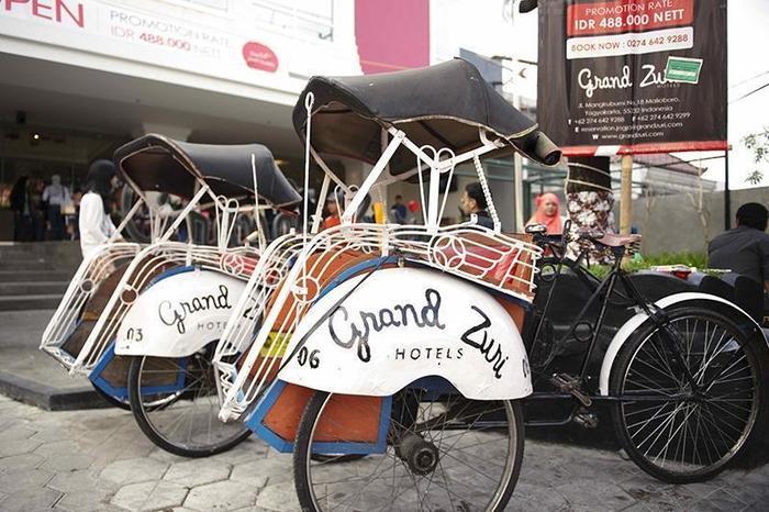 Hotel Grand Zuri Yogyakarta - Transportasi