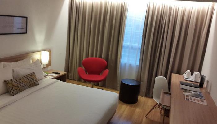 Hotel Grand Zuri Yogyakarta - Deluxe Double