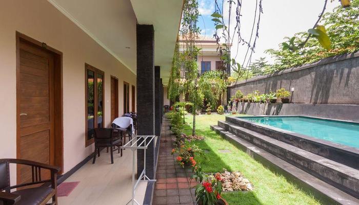 ZenRooms Bukit Jimbaran Buana Bali - Teras
