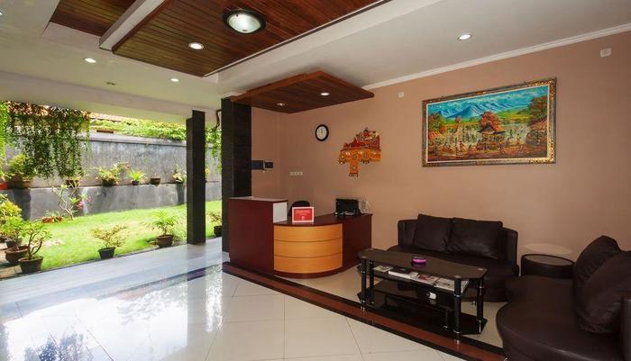 ZenRooms Bukit Jimbaran Buana Bali - Lobi