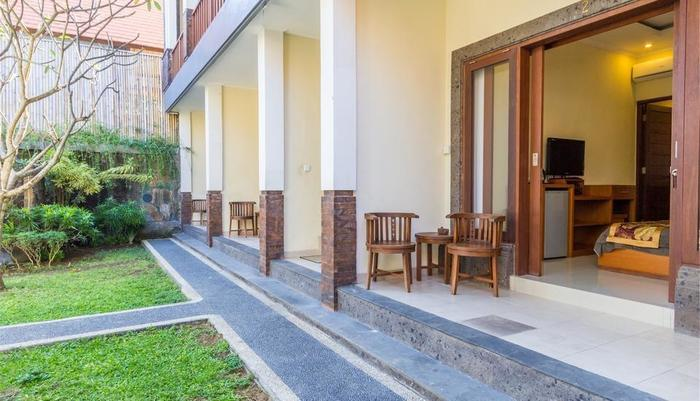 RedDoorz @ Tegal Sari Berawa Bali - Eksterior
