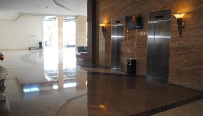 Hotel Safin Pati Pati - LOBI