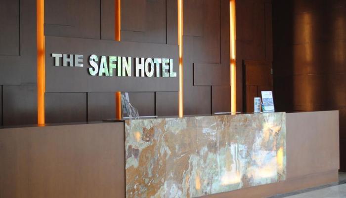 Hotel Safin Pati Pati - LOBBY