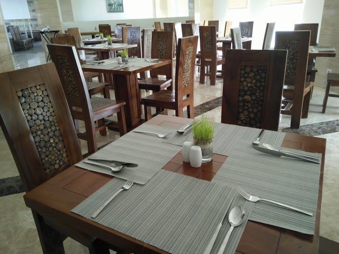 Hotel Safin Pati Pati - RESTORAN