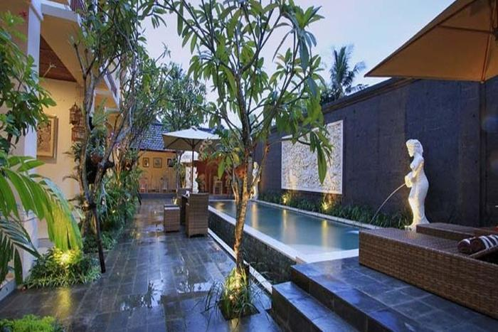 Tebesaya Cottage Bali - Eksterior