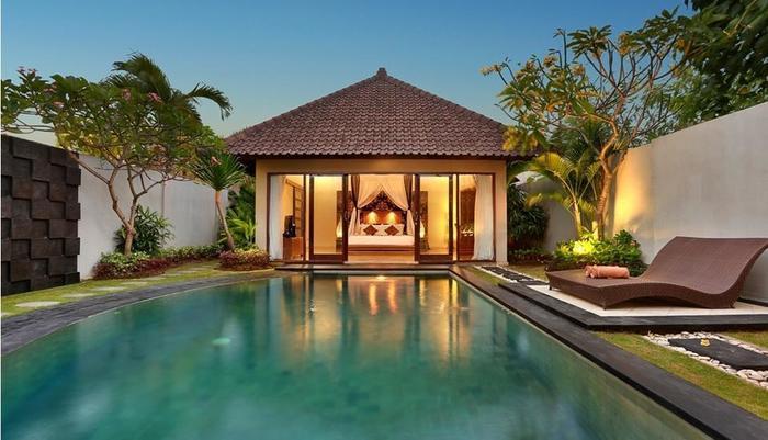 Kunti Villas Seminyak - One Bedroom Pool Villa