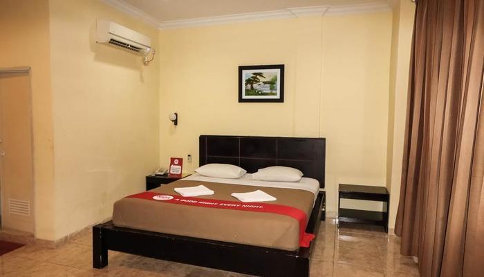 NIDA Rooms Mall SKA Pekanbaru - Kamar tamu