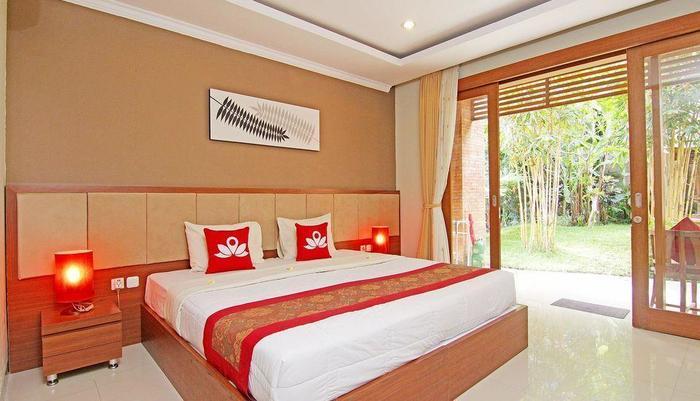 ZEN Premium Ubud Pengosekan 2 Bali - Tempat Tidur Double
