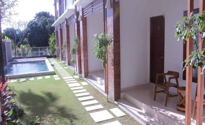 Rabasta Kubu Bali Suites Seminyak Bali - Eksterior
