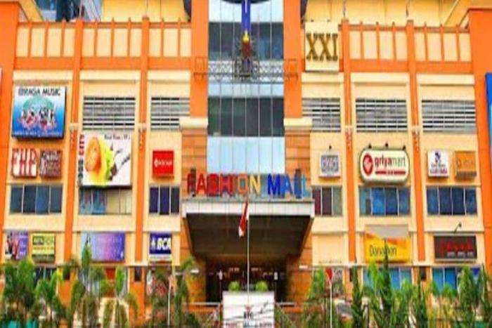 SM Residence Pasteur - Lingkungan sekitar