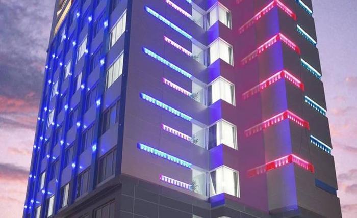 G Suites Hotel Surabaya - Tampilan Luar Hotel