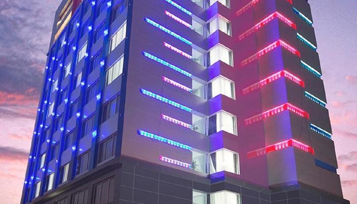 G Suites Hotel Surabaya - Gedung