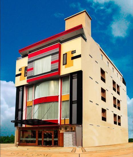 Grand Hotel Sampit - Gedung