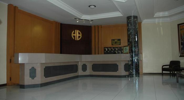 Hotel Bontocinde Makassar - Resepsionis