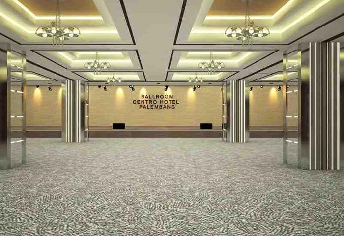Quin Centro Palembang - Ballroom