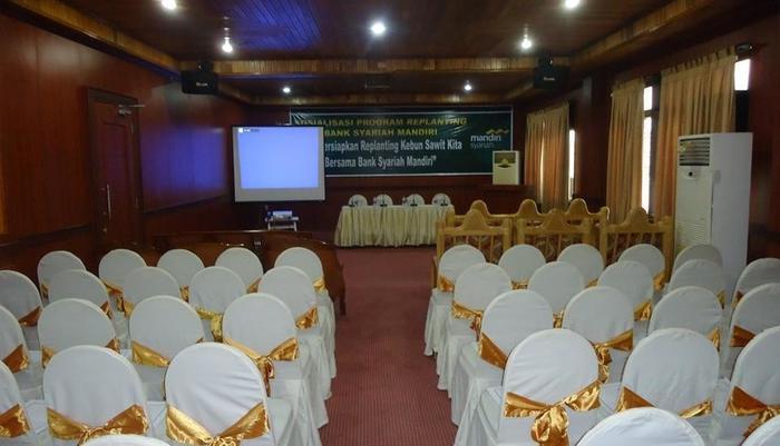 Hotel Semagi Jambi - Ruang Rapat
