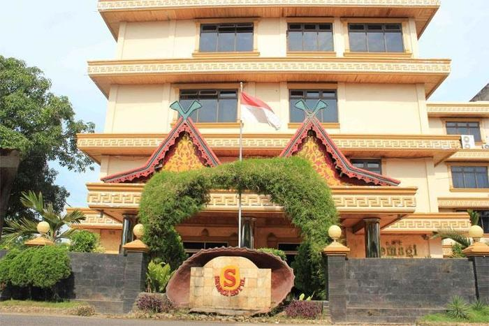 Hotel Semagi Jambi - Eksterior