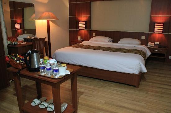 Hotel Semagi Jambi - deluxe