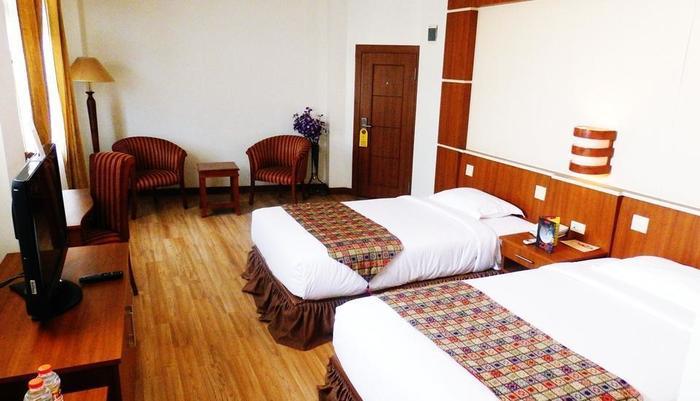 Hotel Semagi Jambi - Kamar tamu