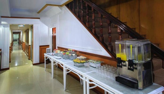 Hotel Semagi Jambi - Haifa Restaurant