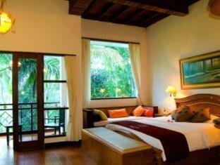 Puri Saron Hotel Gianyar Bali - POOL VILLA