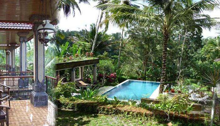 Puri Saron Hotel Gianyar Bali - Puri Saron Hotel Madangan Gianyar
