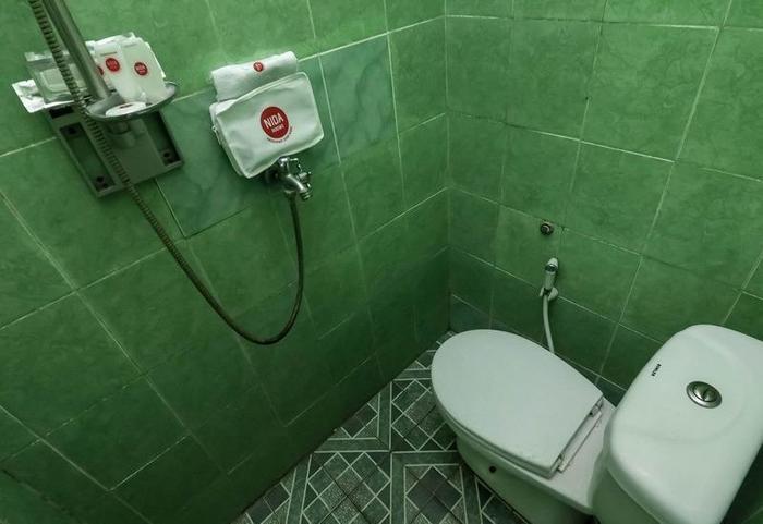 NIDA Rooms Semarang Tengger Barat - Kamar mandi