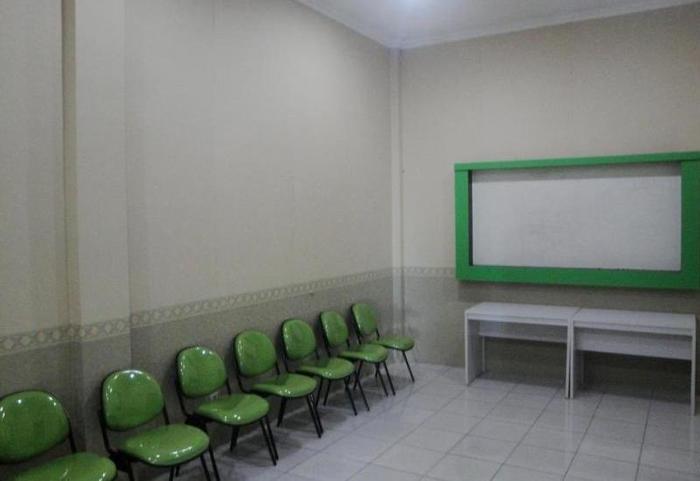 NIDA Rooms Semarang Tengger Barat - Pemandangan Area