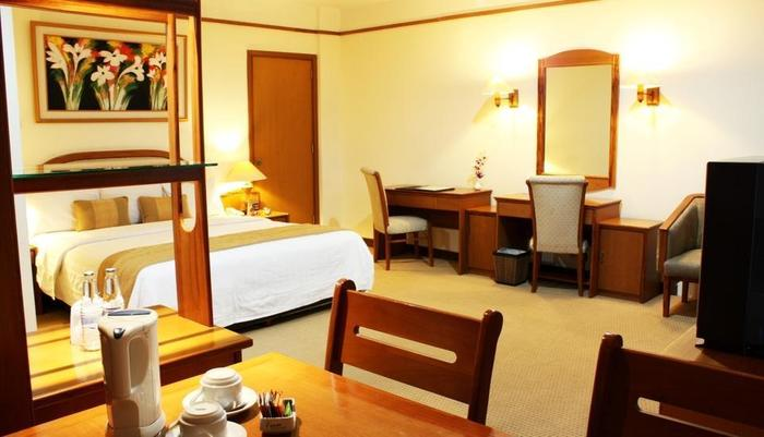 Grand Pasundan Hotel Bandung - Kamar Superior