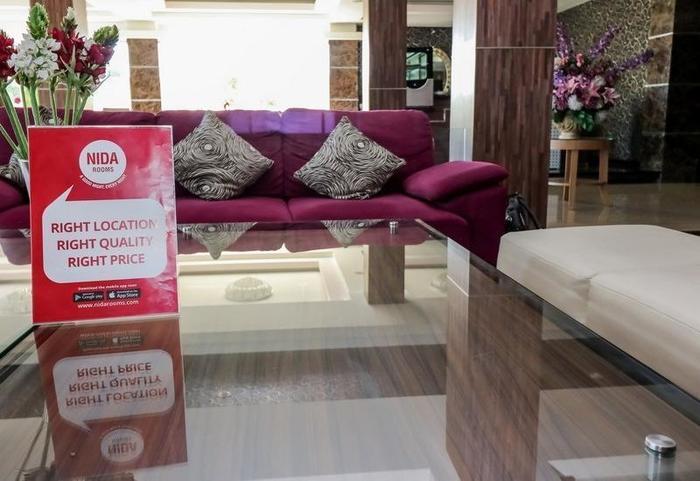 NIDA Rooms Umar Barat 339 Denpasar - Pemandangan Area