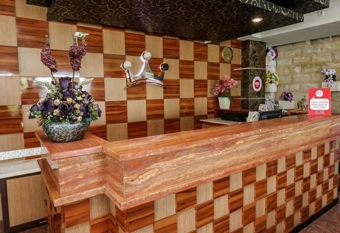 NIDA Rooms Umar Barat 339 Denpasar - Resepsionis