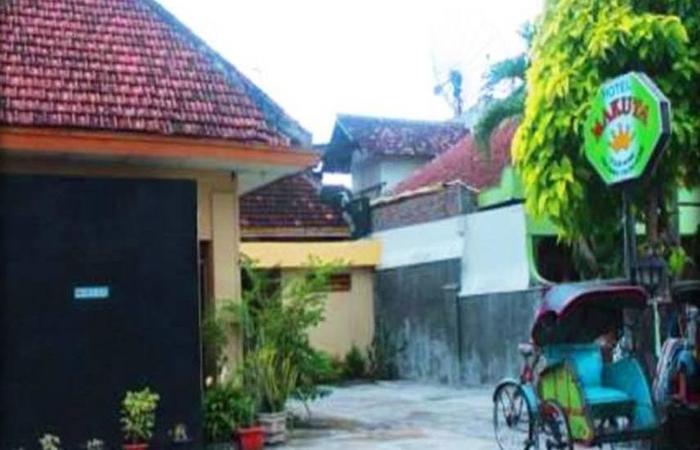 Hotel Makuta Yogyakarta - Eksterior