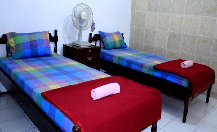 Hotel Makuta Yogyakarta - Kamar tamu
