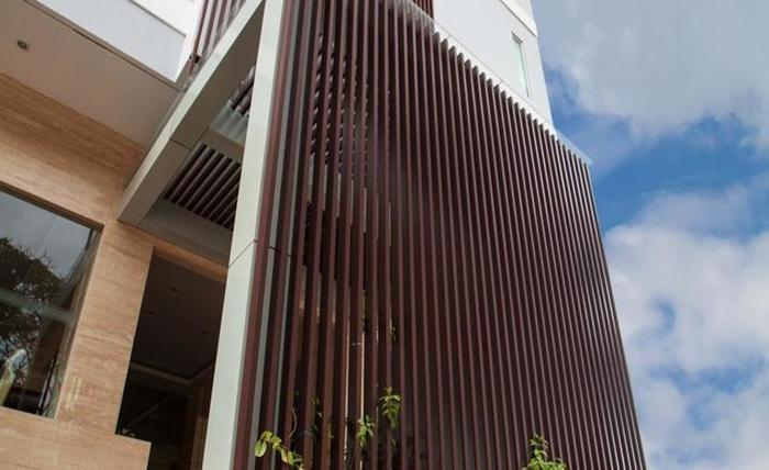 Demelia Hotel Makassar - Eksterior