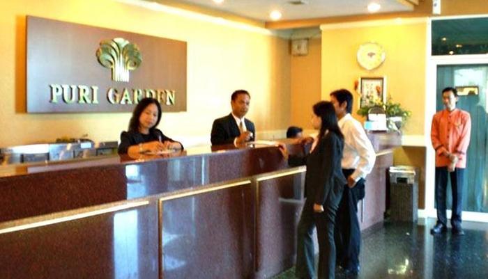 Puri Garden Semarang - Lobi