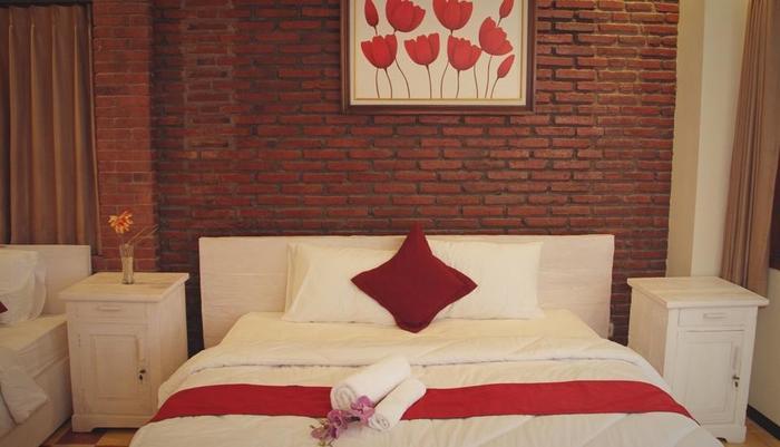 Jacatra Homestay Malang - Rooms