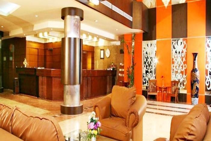 Hotel Furaya Pekanbaru - Resepsionis