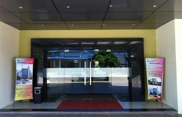 Benua Hotel Kendari Kendari - Exterior